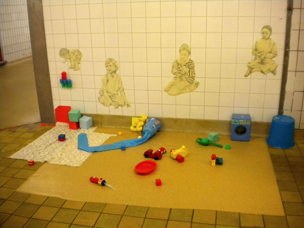 Austistic Playground